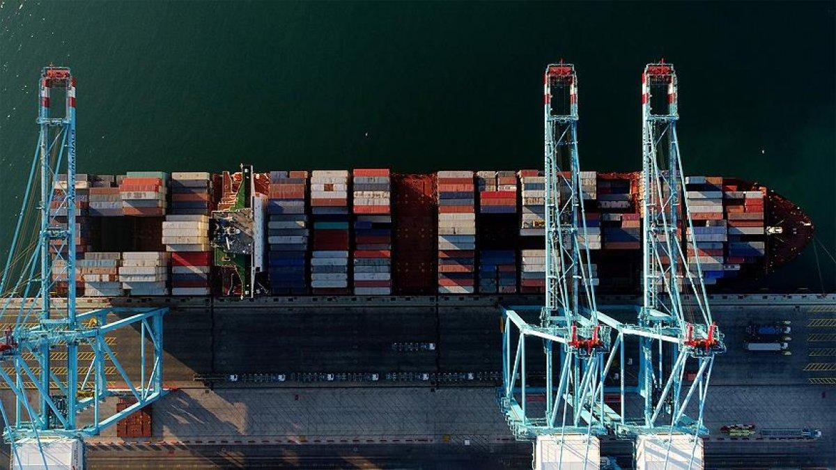 ABD de dış ticaret açığı ağustosta rekor kırdı #1