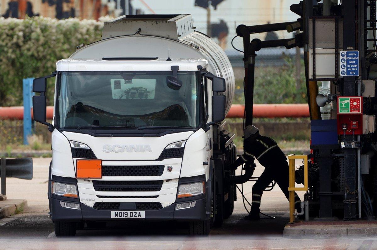 İngiltere de yakıt krizi devam ediyor #4