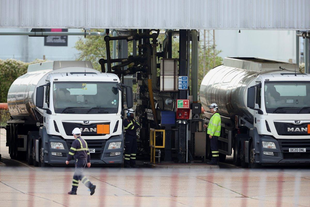 İngiltere de yakıt krizi devam ediyor #3