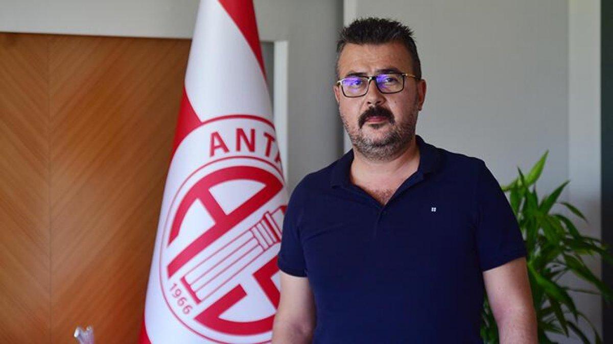 Nuri Şahin, Antalyaspor da futbol sorumlusu oldu #3