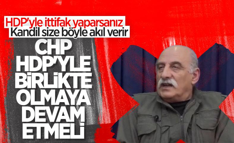 Duran Kalkan: CHP, HDP ile birlikte olmaya devam etmeli