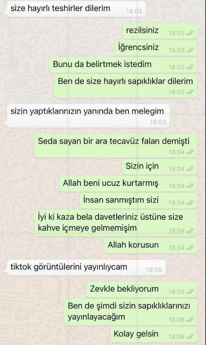 Ece Ronay, Mehmet Ali Erbil tarafından taciz edildiğini açıkladı #3