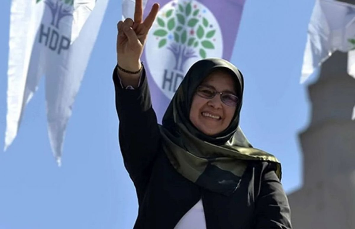HDP li ve DBP li milletvekillerinin dokunulmazlık fezlekeleri Meclis te #2