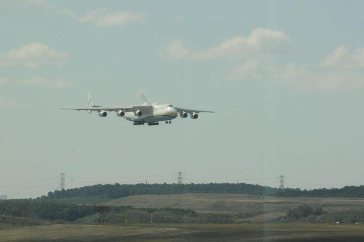 İstanbul Havalimanı dünya devlerini ağırladı #4