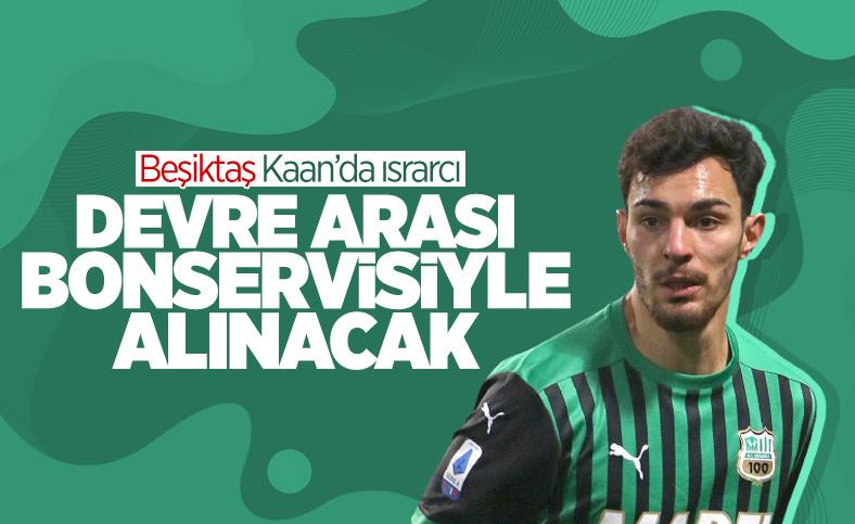 Beşiktaş, Kaan Ayhan'ın peşinde