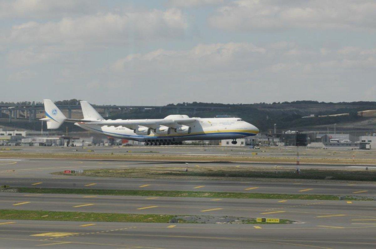 İstanbul Havalimanı dünya devlerini ağırladı #3