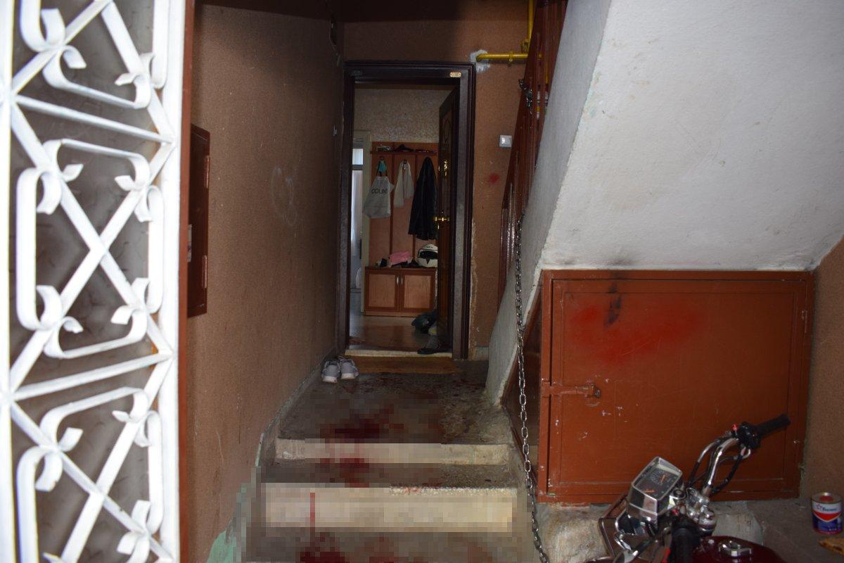 Malatya'da baba, oğlunu turşu kavanozu ile ağır yaraladı #4
