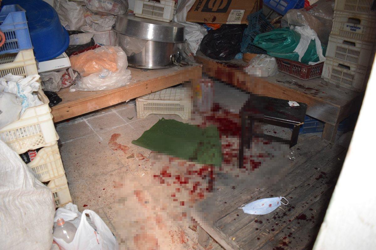 Malatya'da baba, oğlunu turşu kavanozu ile ağır yaraladı #6