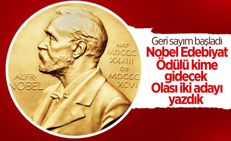 Edebiyat dünyası Nobel'i kimin kazanacağını merak ediyor