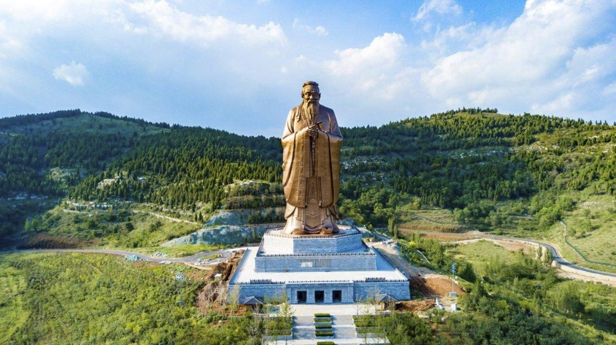 İlginç hikayeleriyle öne çıkan en büyük 10 heykel #3