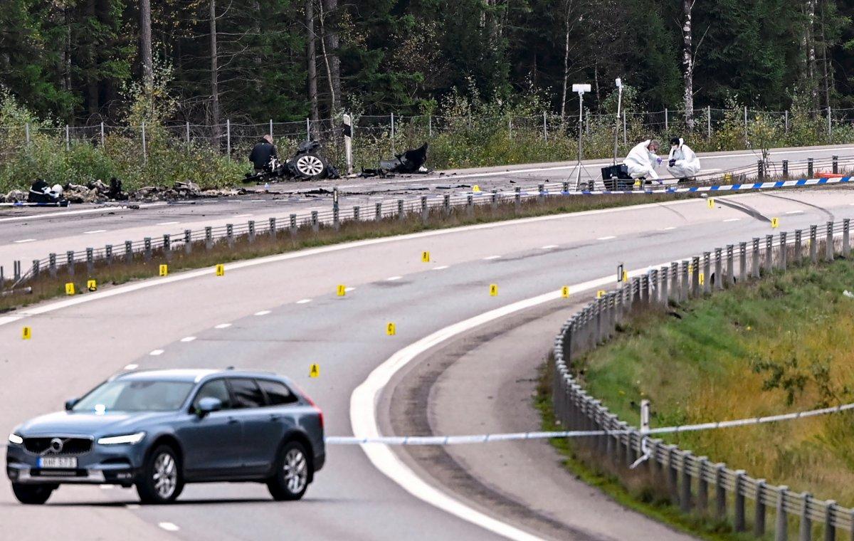 Lars Vilks in öldüğü kazayla ilgili soruşturma devam ediyor #2