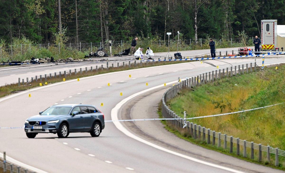 Lars Vilks in öldüğü kazayla ilgili soruşturma devam ediyor #6