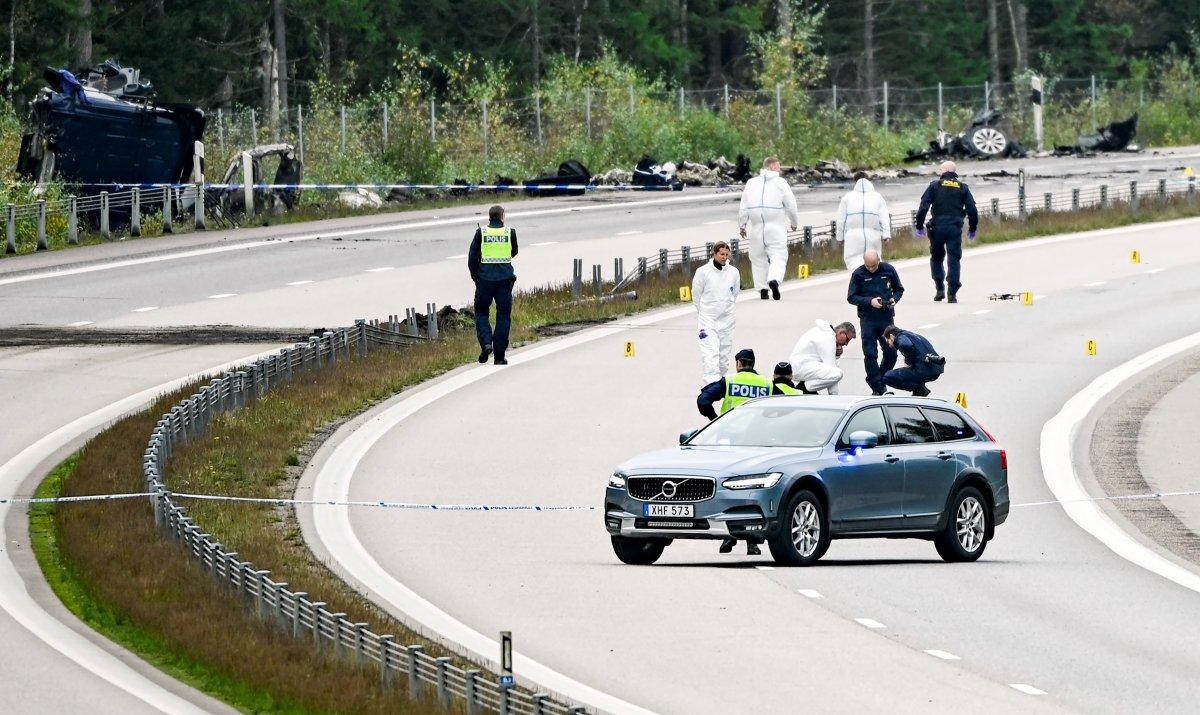 Lars Vilks in öldüğü kazayla ilgili soruşturma devam ediyor #3