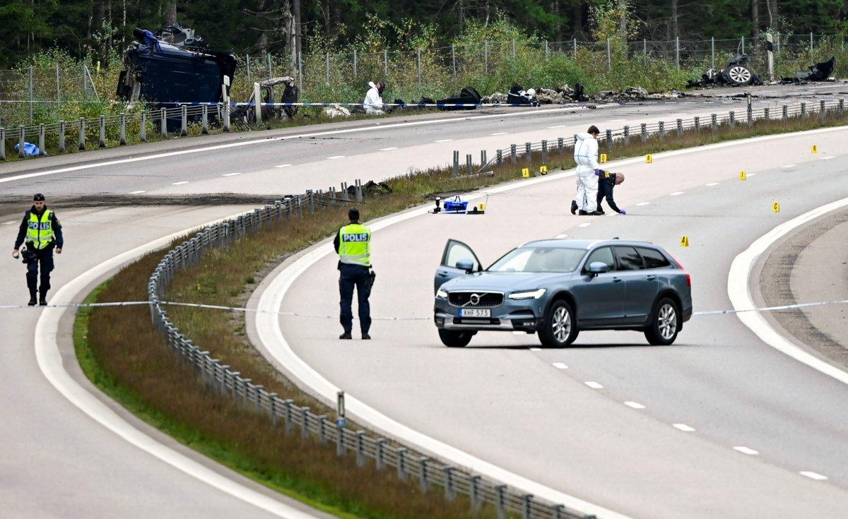 Lars Vilks in öldüğü kazayla ilgili soruşturma devam ediyor #5