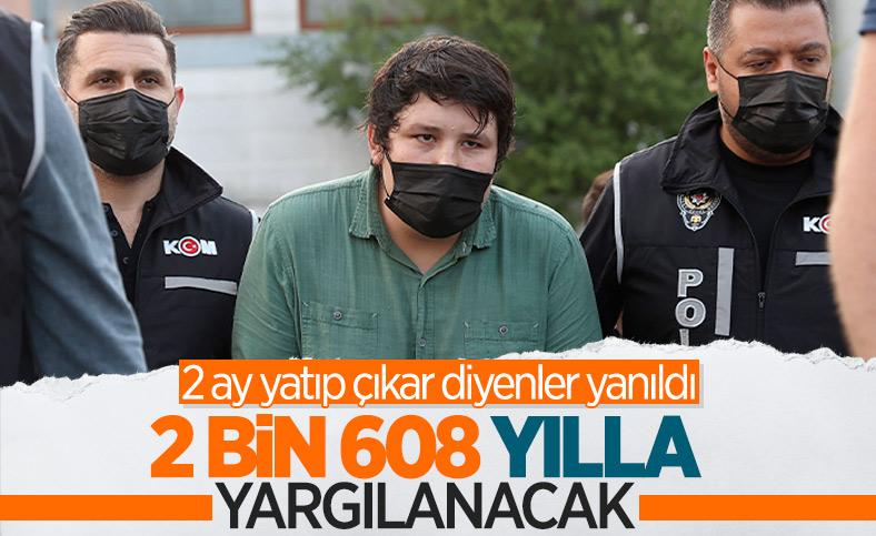 Tosuncuk lakaplı Mehmet Aydın hakkında yeni iddianame