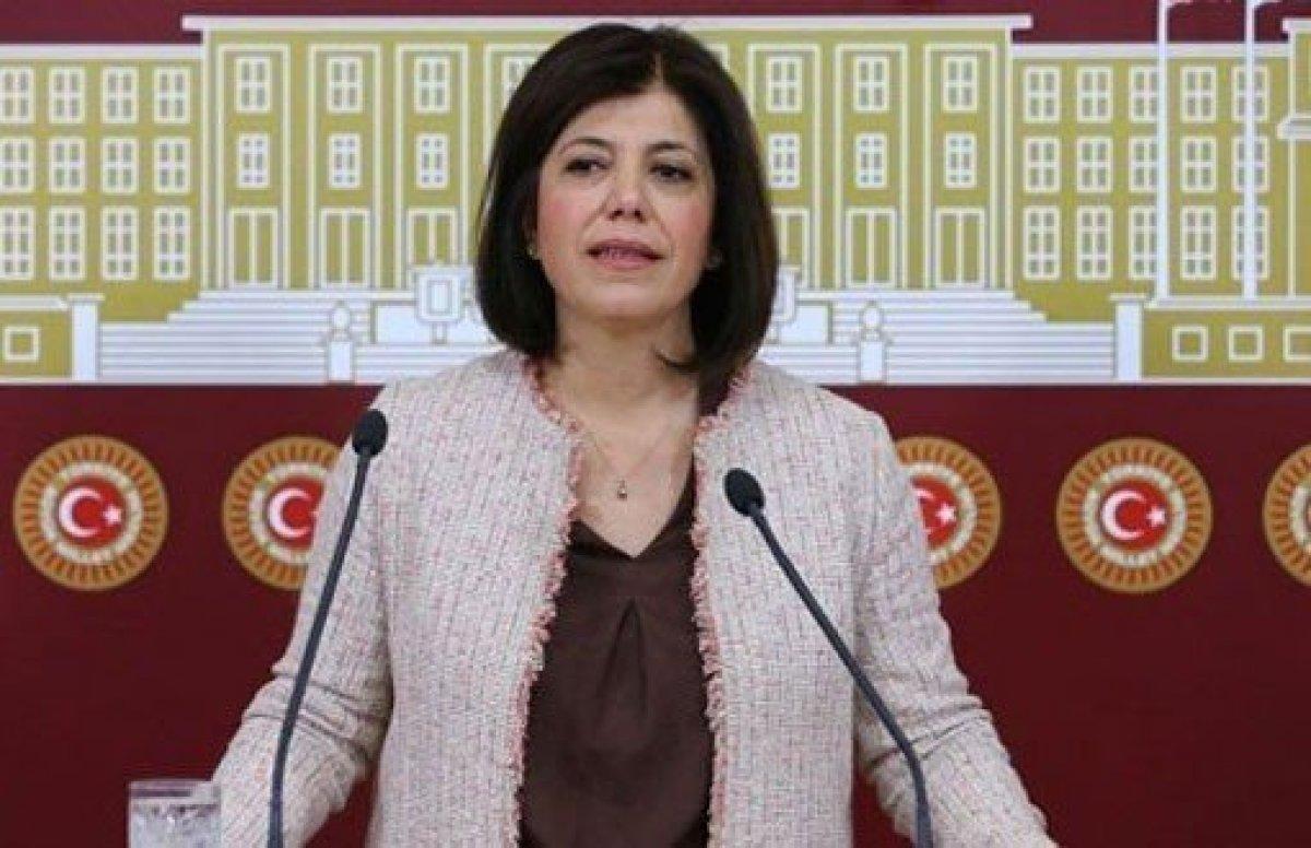 HDP li ve DBP li milletvekillerinin dokunulmazlık fezlekeleri Meclis te #1
