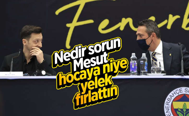 Ali Koç, Mesut Özil ile görüşecek