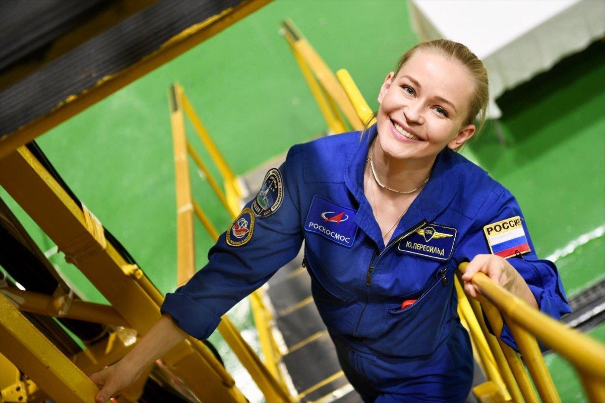 Rusya, film ekibini uzaya gönderdi #5