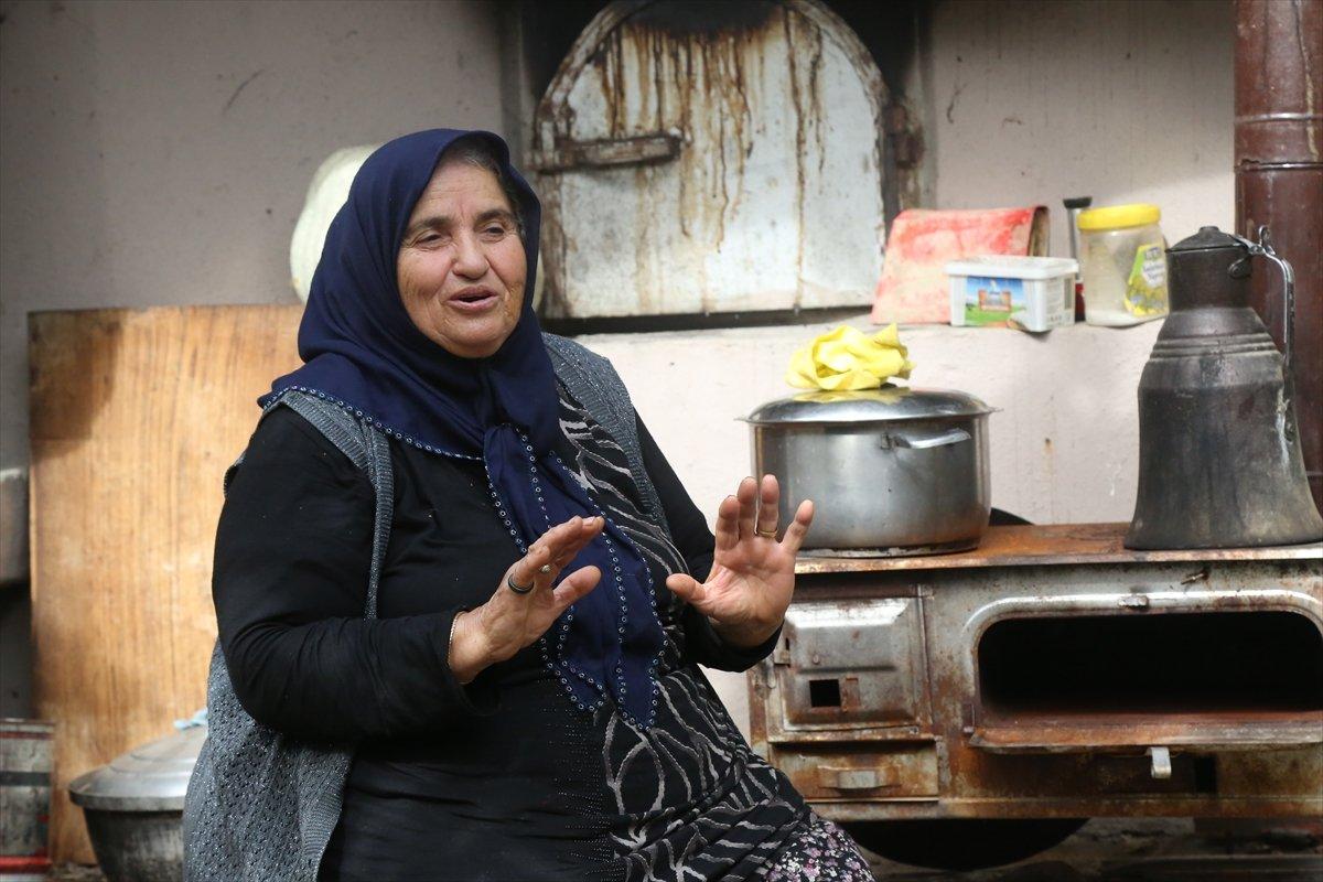 Kastamonu da selzede, işçilere gönüllü olarak yemek yapıyor #1