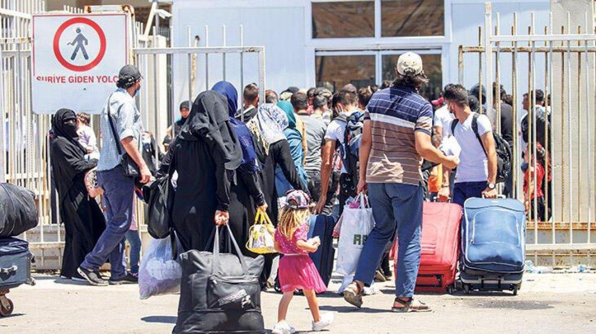 Türkiye de 3.7 milyon Suriyeli geçici koruma statüsünde  #4