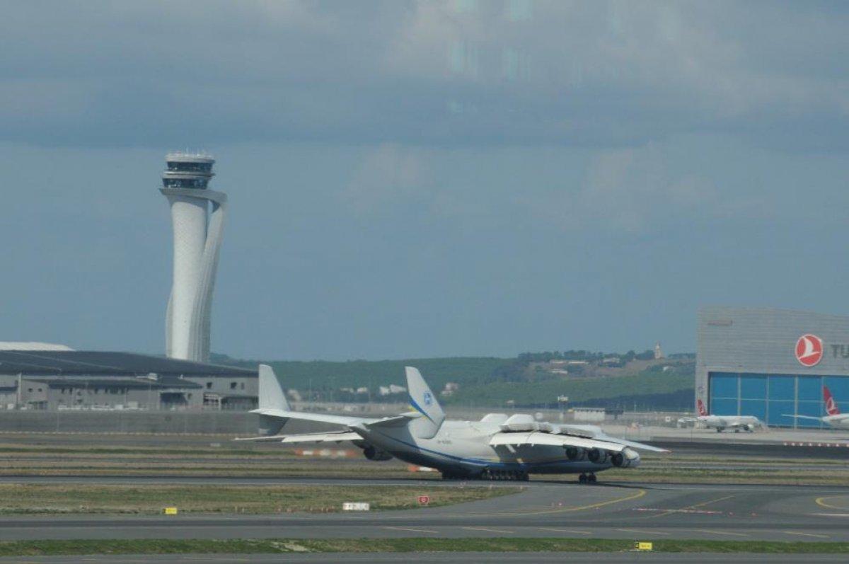 İstanbul Havalimanı dünya devlerini ağırladı #2