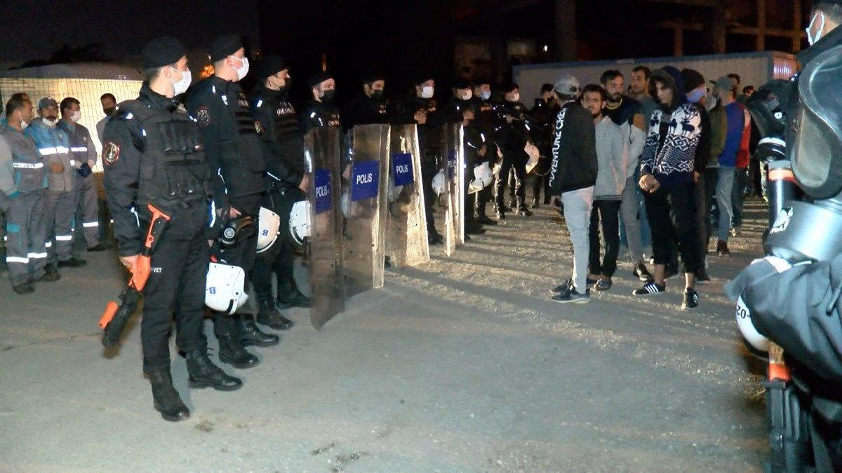 İstanbul da kaçak kağıt toplayıcılarına operasyon #3