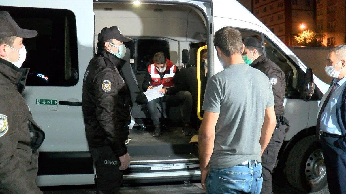 İstanbul da kaçak kağıt toplayıcılarına operasyon #7