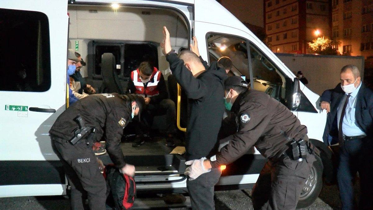 İstanbul da kaçak kağıt toplayıcılarına operasyon #6