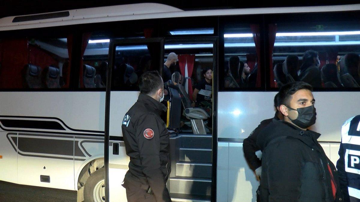 İstanbul da kaçak kağıt toplayıcılarına operasyon #5