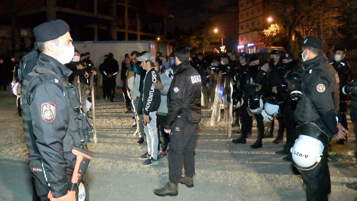 İstanbul da kaçak kağıt toplayıcılarına operasyon #8