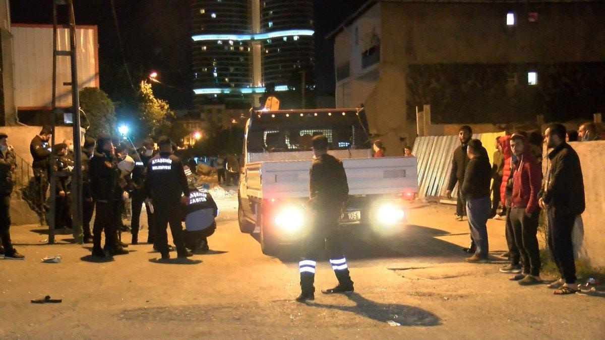 İstanbul da kaçak kağıt toplayıcılarına operasyon #4