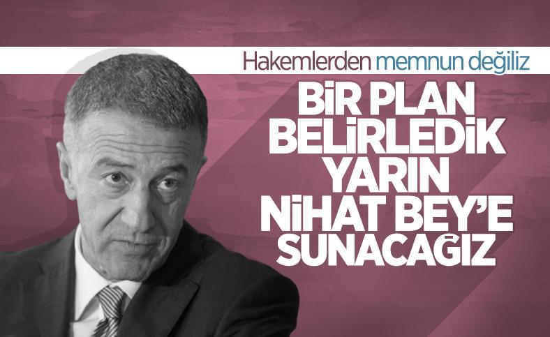 Ahmet Ağaoğlu: MHK yapısından memnun değiliz