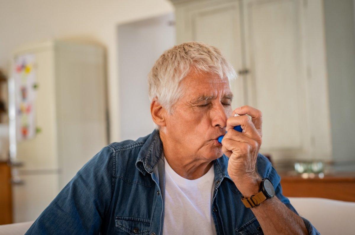 Astımı kontrol etmek için 3 nefes egzersizi #1