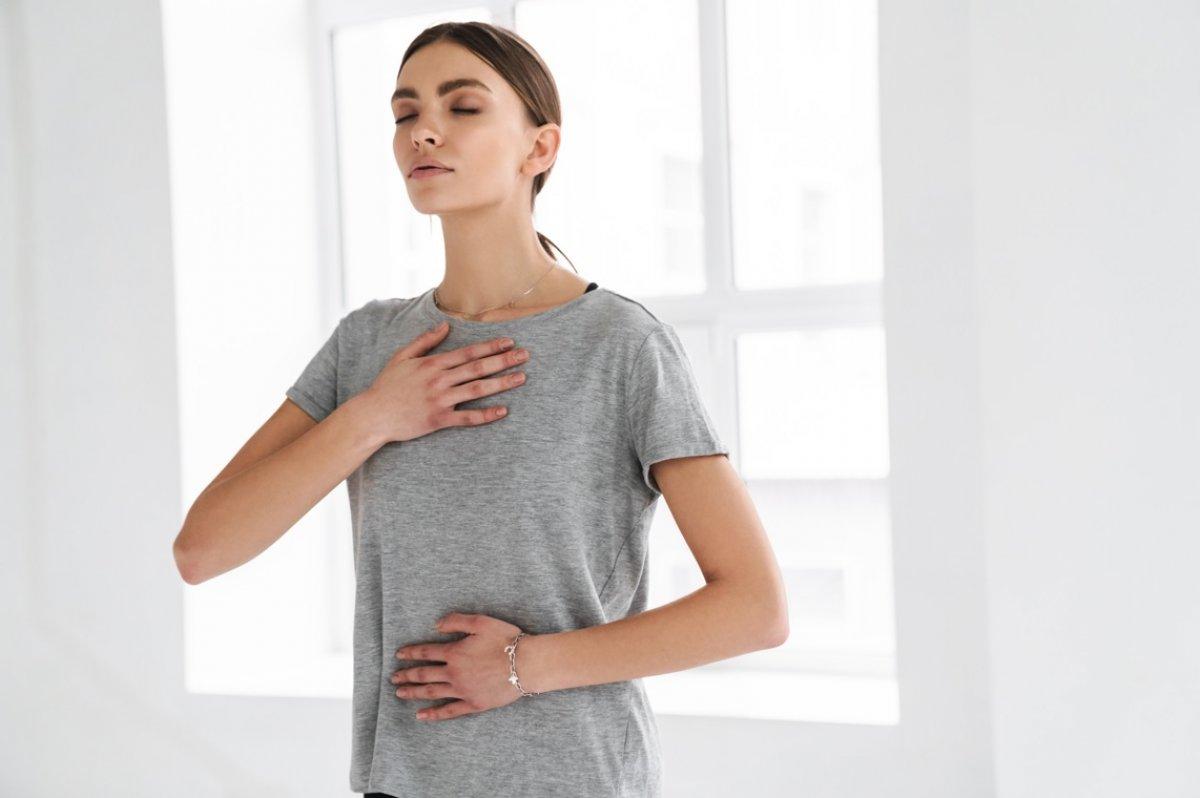 Astımı kontrol etmek için 3 nefes egzersizi #3