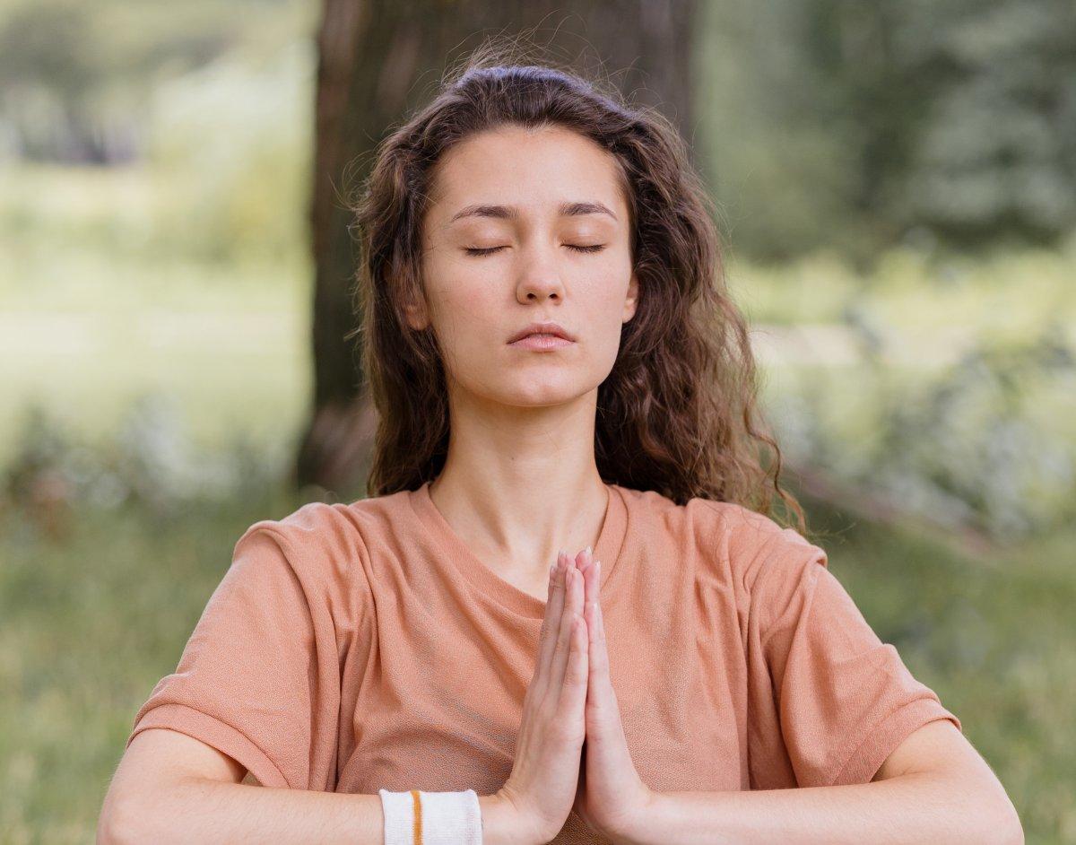 Astımı kontrol etmek için 3 nefes egzersizi #4