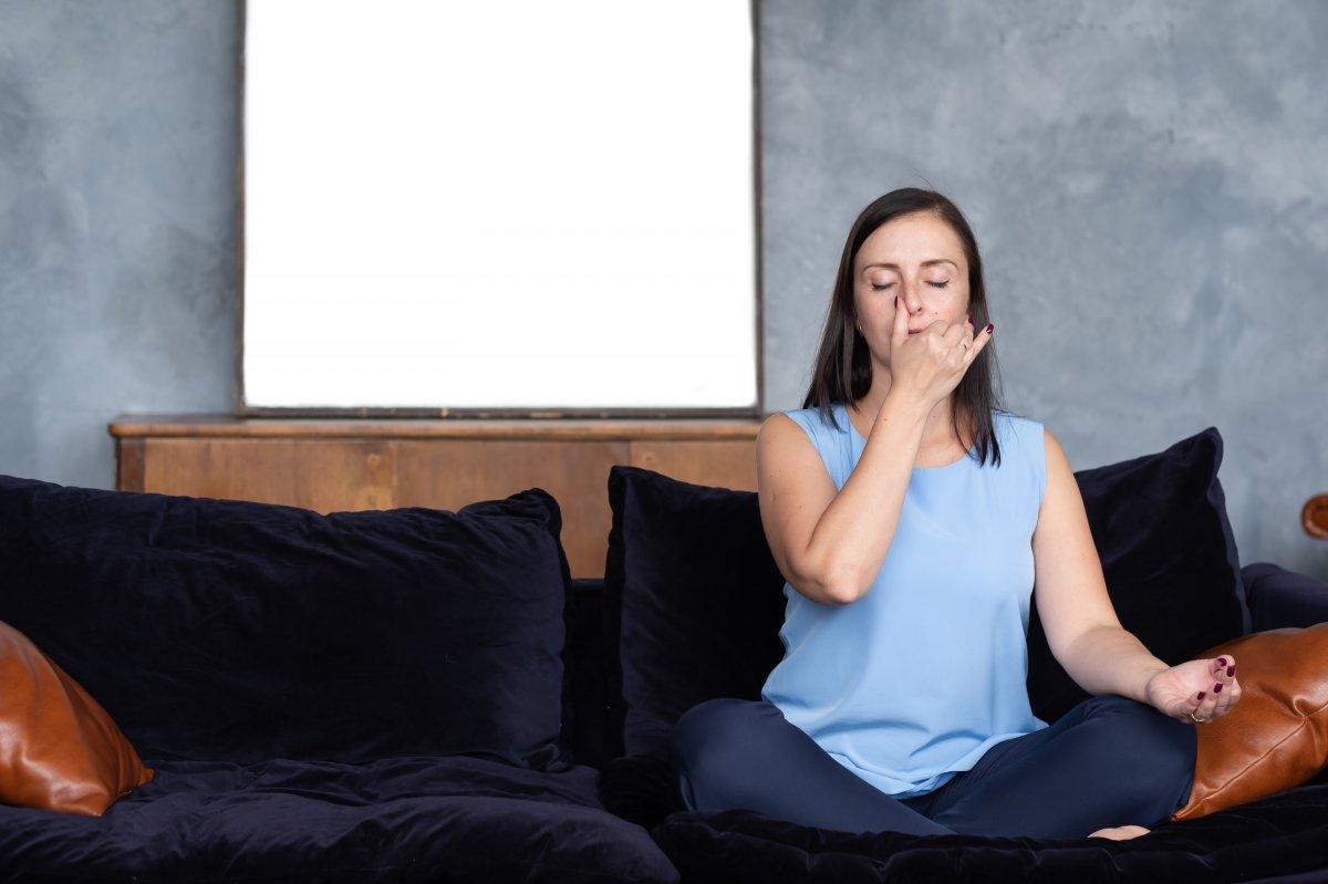 Astımı kontrol etmek için 3 nefes egzersizi #2