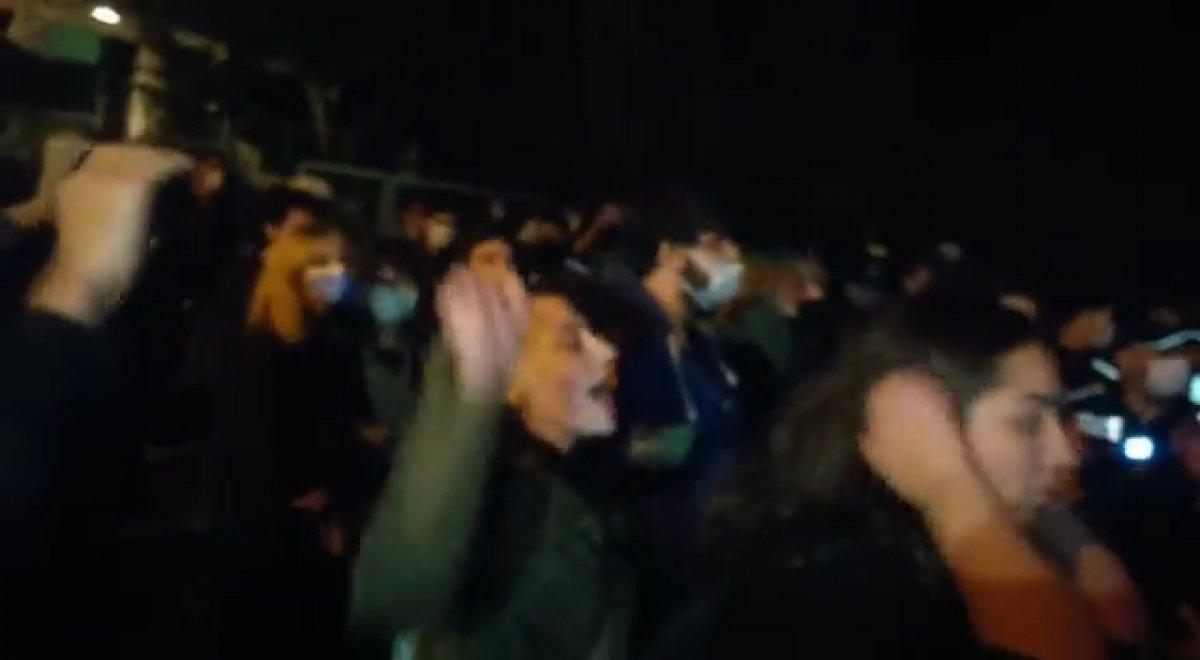Boğaziçi eylemcisinden polislere: İşte teröristler bunlar  #1