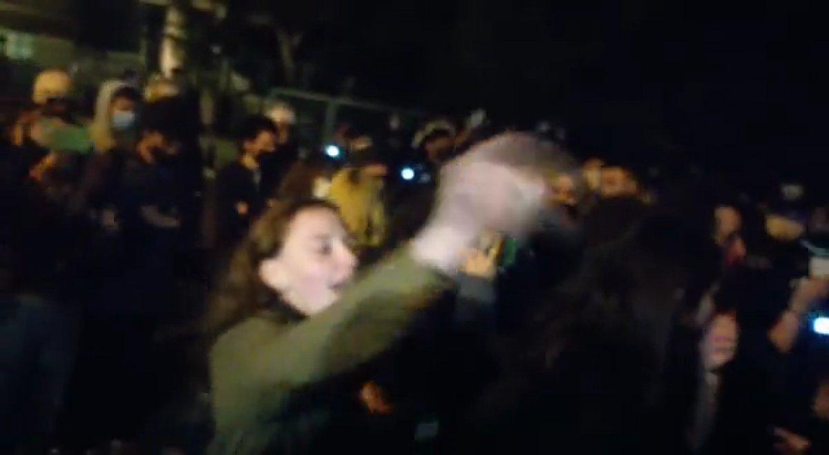 Boğaziçi eylemcisinden polislere: İşte teröristler bunlar  #2