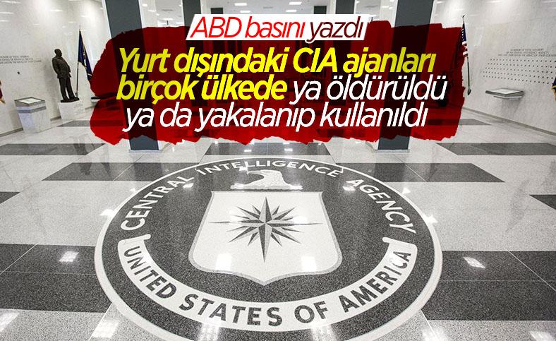 CIA'nın yurt dışındaki muhbirlerinin öldürüldüğü ya da kullanıldığı öğrenildi