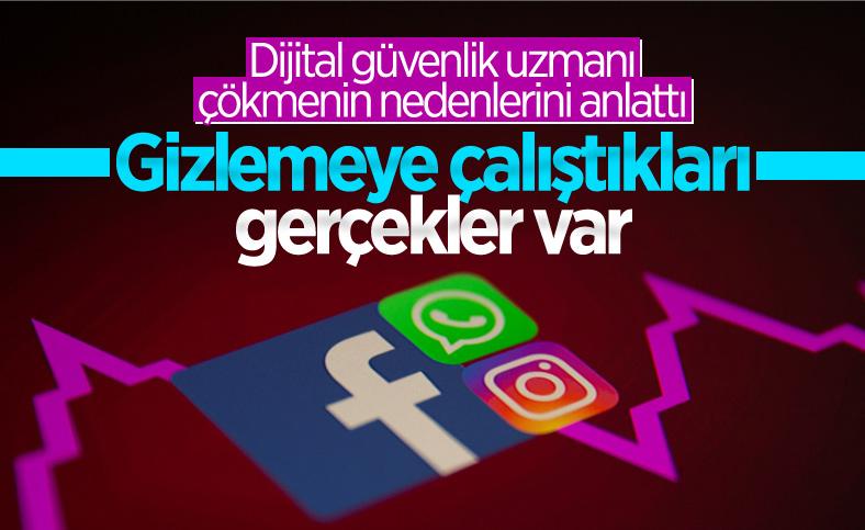 Facebook, WhatsApp ve Instagram'ın güvenlik sistemindeki açıkların nedenleri