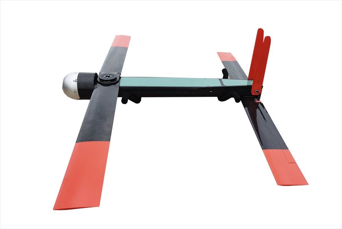 Drone saldırılarına karşı çözüm: Kamikaze İHA Fedai #2