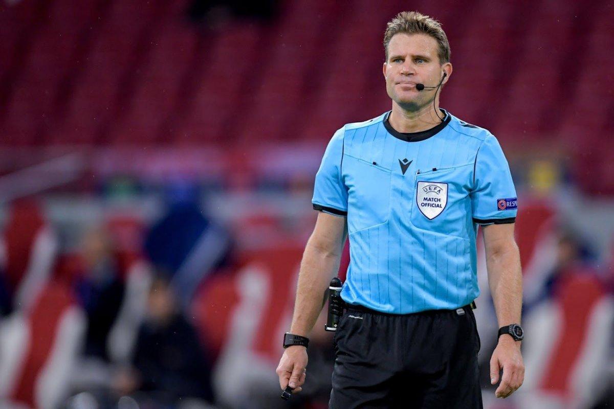 Türkiye-Norveç maçına Alman hakem #1