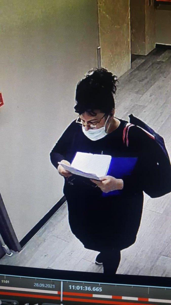 Şişli de bir şahıs, hasta gibi girdiği hastanede 2 gün hırsızlık yaptı #4