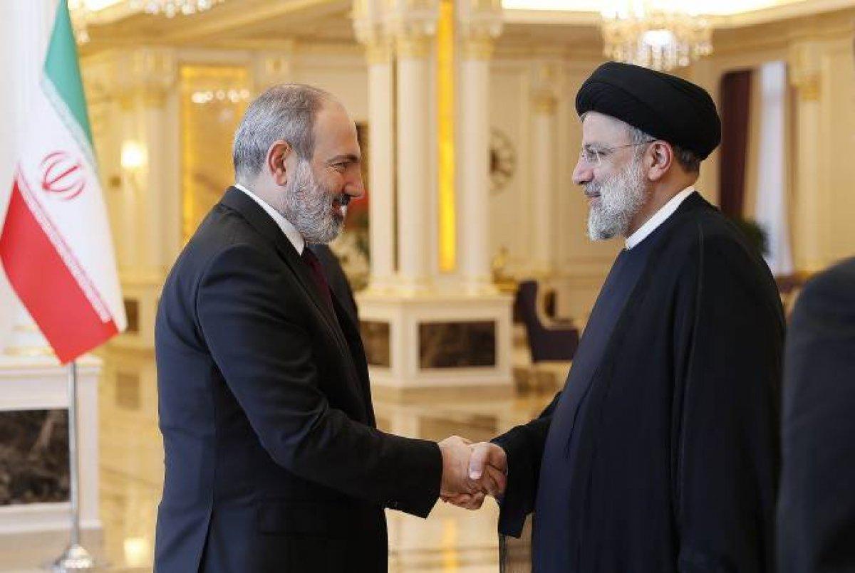 Paşinyan: İran olmasaydı  90 lı yıllarda Azerbaycan a yenilirdik #1