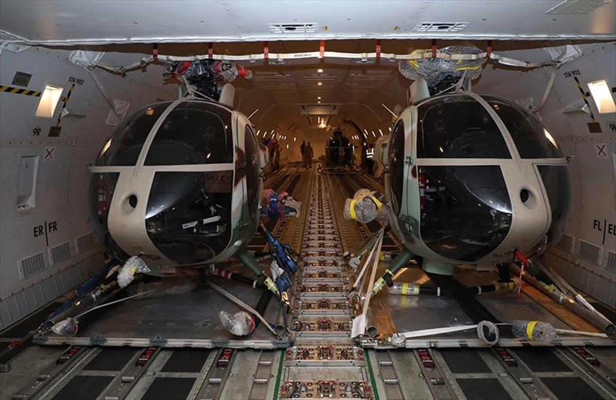 Lübnan ordusuna ABD den ikinci kez helikopter hibe edildi  #3