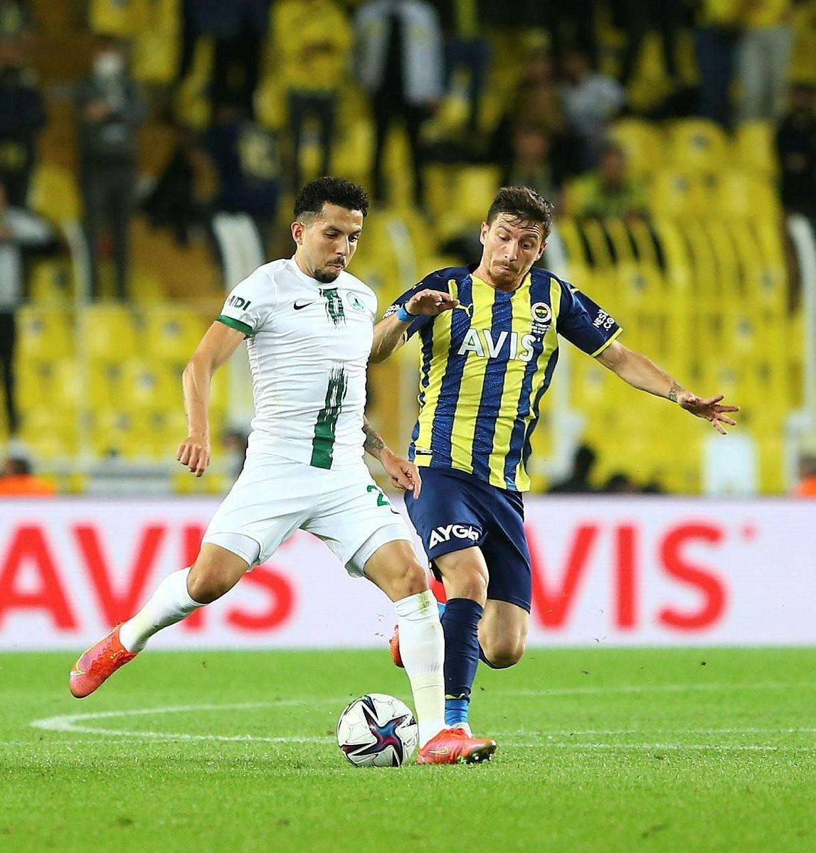 Mert Hakan Yandaş, Vitor Pereira yı sevindirdi #1