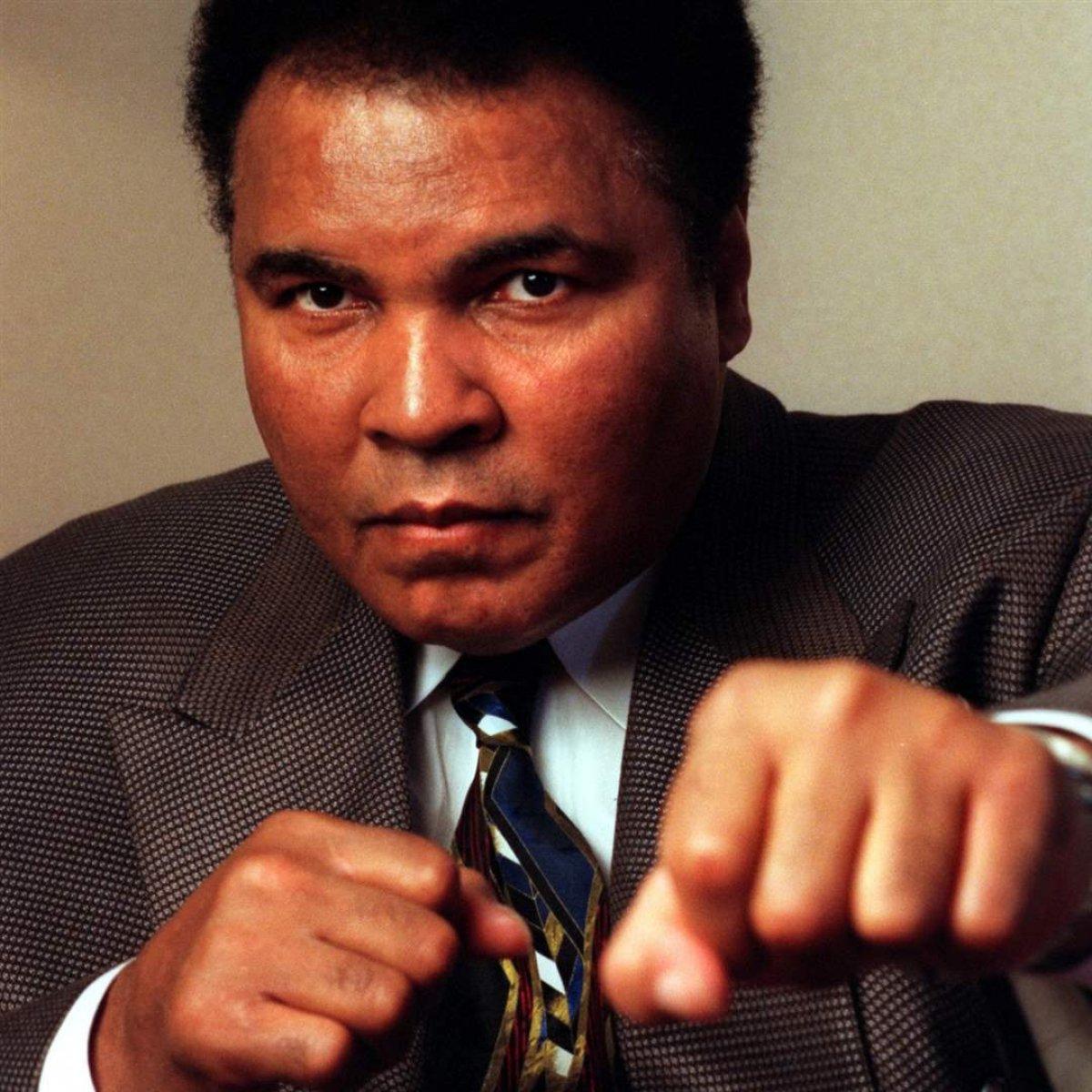 Muhammed Ali'nin resimleri 1 milyon dolara satıldı #3