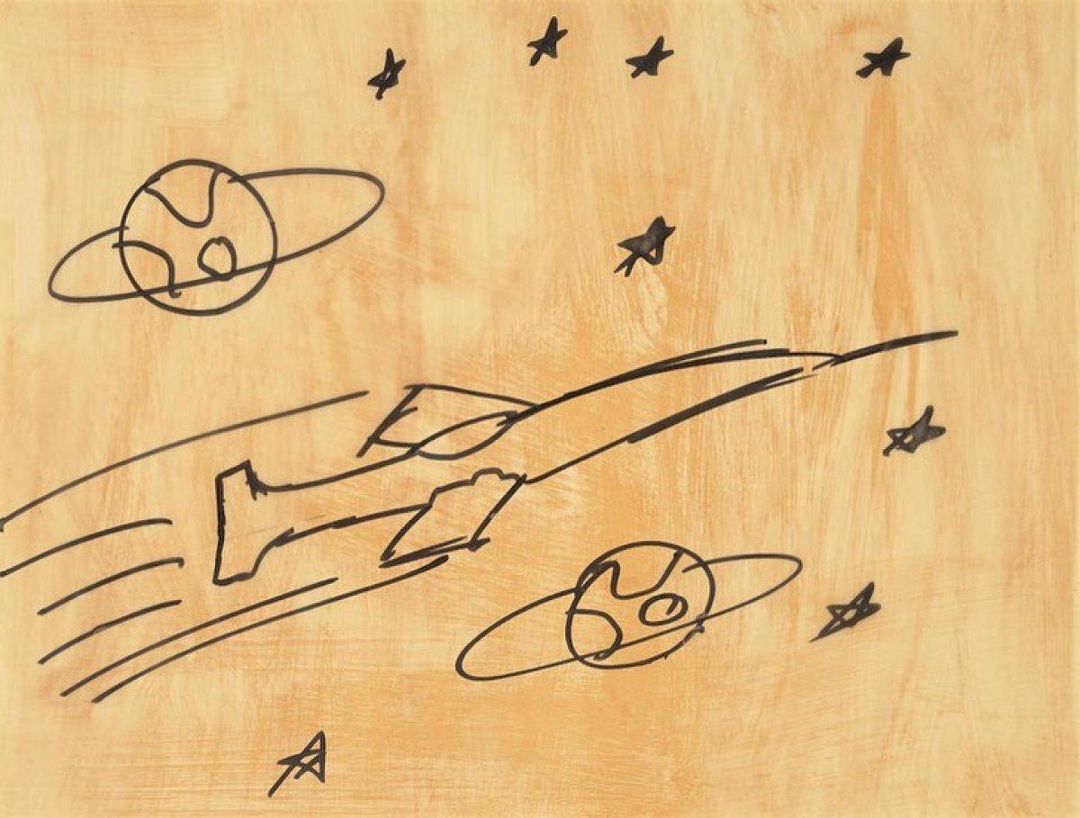 Muhammed Ali'nin resimleri 1 milyon dolara satıldı #9