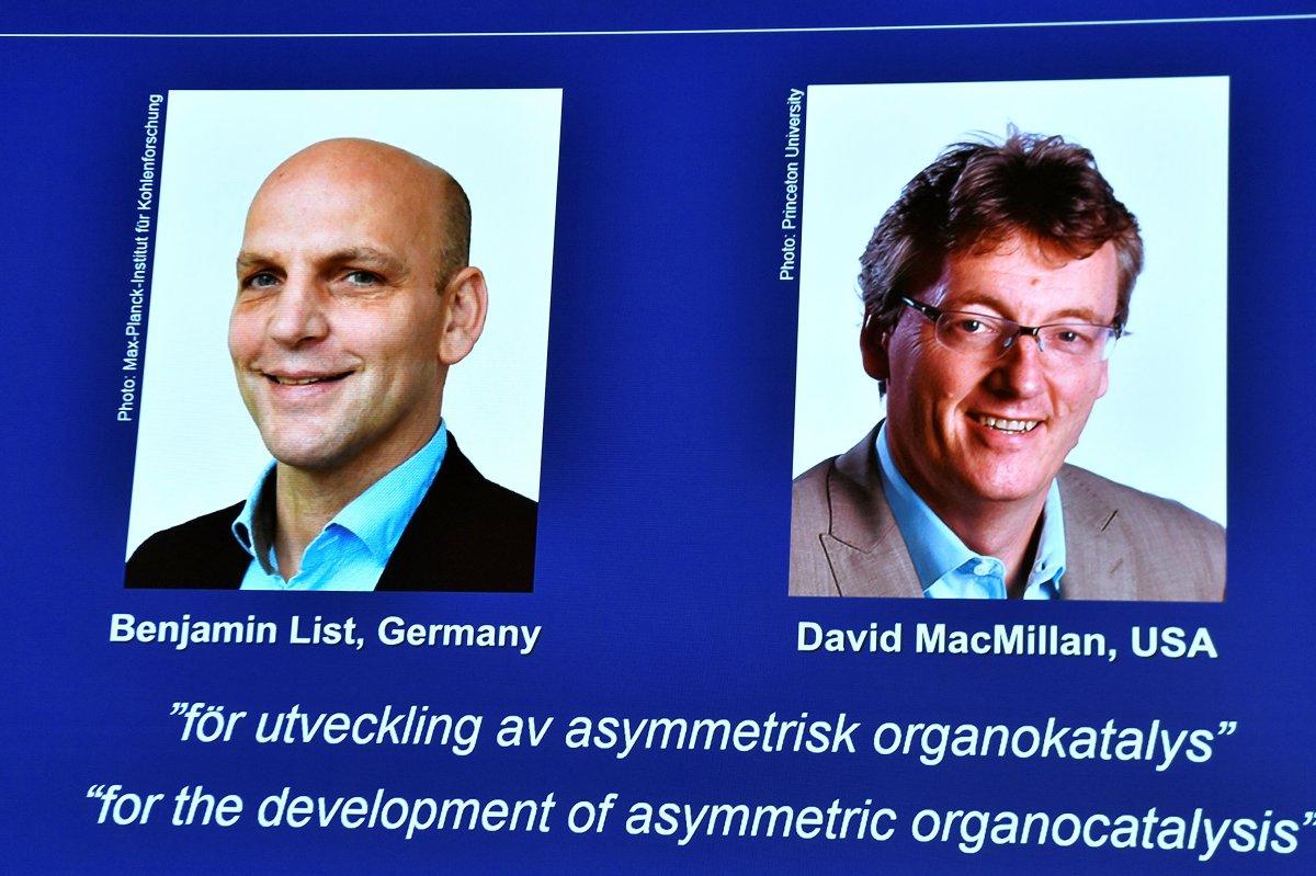 2021 Nobel Kimya Ödülü sahiplerini buldu #2