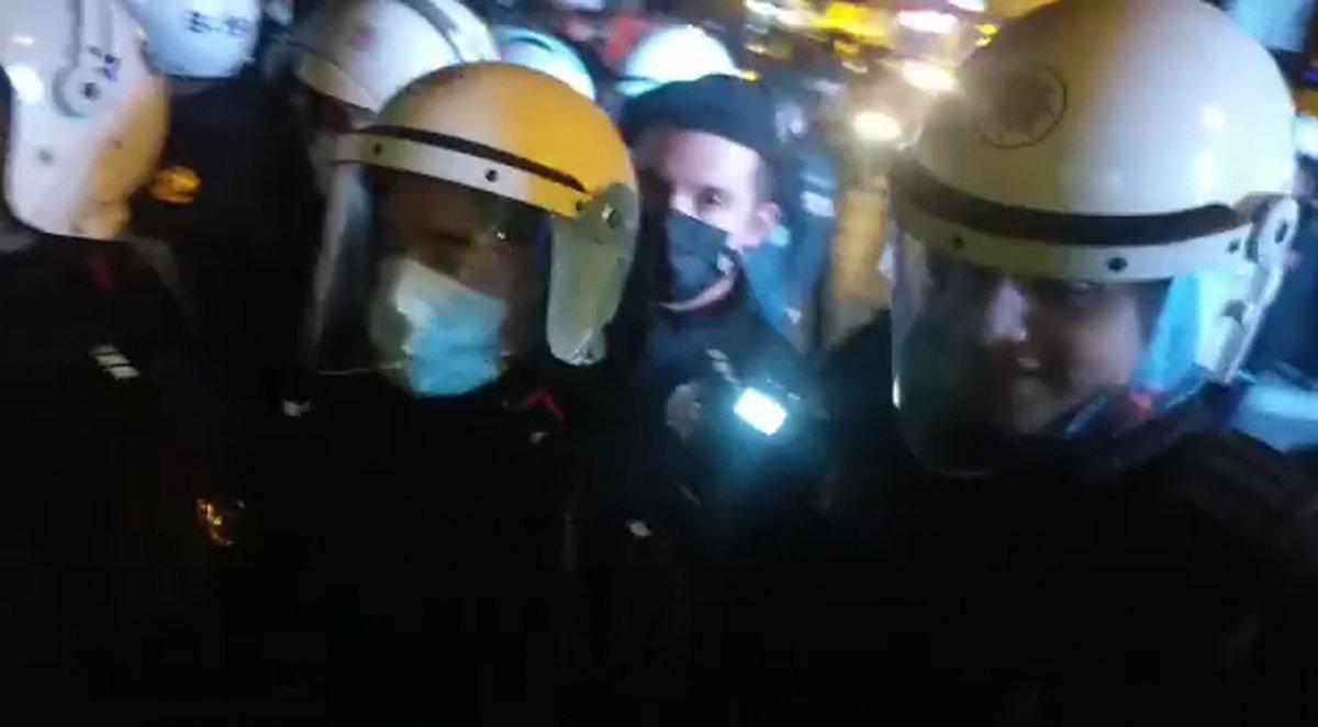 Boğaziçi eylemcisinden polislere: İşte teröristler bunlar  #3
